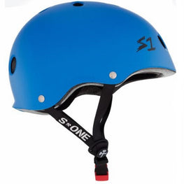 S One Lifer Matte Cyan Skateboard Helmet