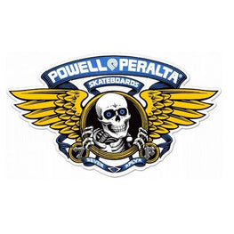 Powell Peralta Winged Ripper Die Cut Sticker