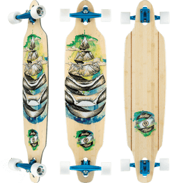 Sector 9 Droplet Lookout Complete Longboard