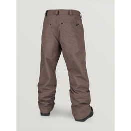 snow pant light brown volcom