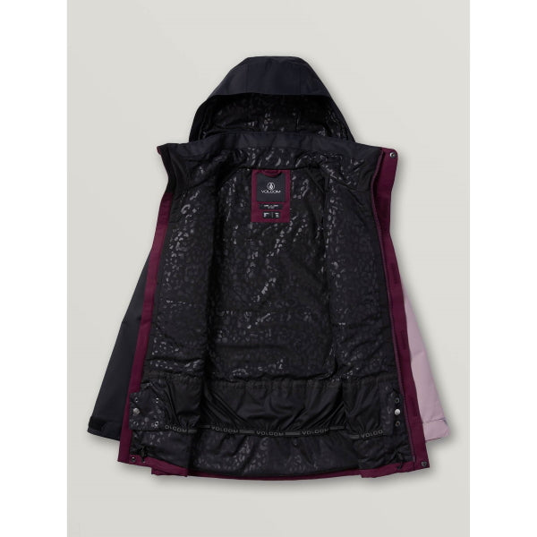 insulated women jacket volcom