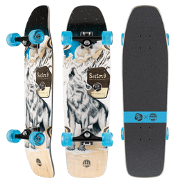 Sector 9 Howl Ninety Five Complete Skateboard