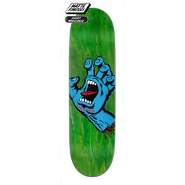 Santa Cruz Screaming Hand 8.8 Inch Skateboard Deck