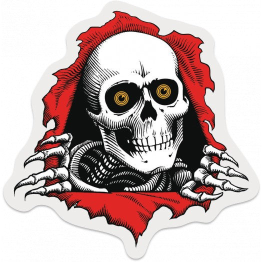 Powell Peralta Ripper 3 Inch Sticker