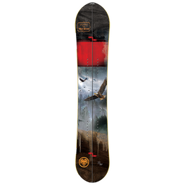 Never Summer Mens West Bound Wide Split Snowboard