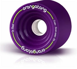 Orangatang 4 President 70mm 83a Purple Blem Wheels