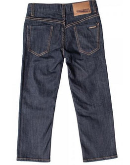 Volcom Solver Youth Boys Rinse Jeans