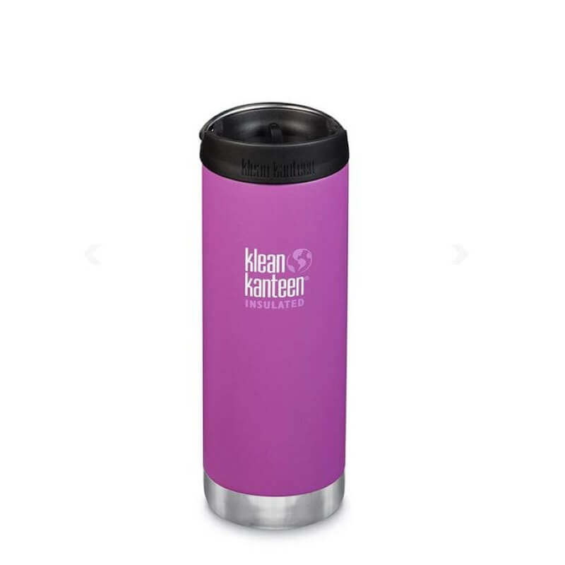 Klean Kanteen Wide 16oz Berry Bright Insulated Coffee Mug