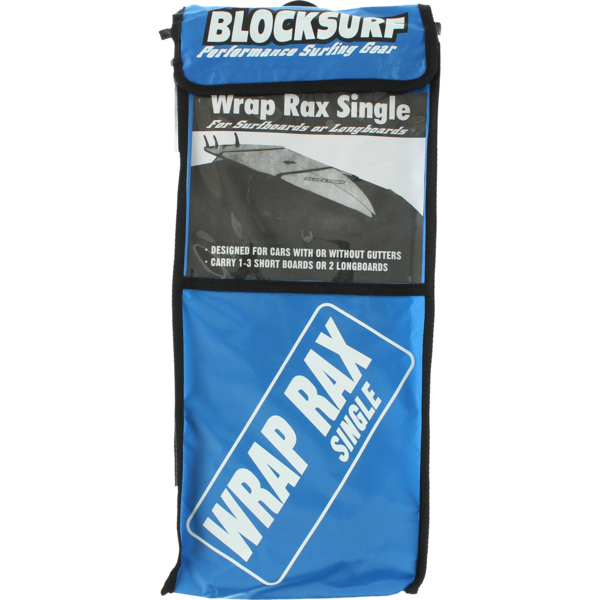 BlockSurf Wrap Single Surfboard SUP Rack