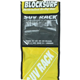 BlockSurf SUV Soft Rack Single Surfboard SUP Rack