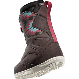 Thirty Two Stw Boa Womens Brown Snowboard Boot