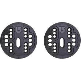 Burton Snowboard Binding 4 Hole And Channel Mounting Discs