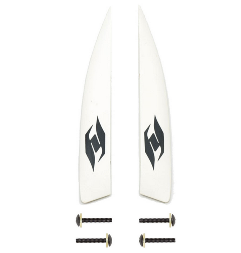 Hyperlite .8 A-Wing 2 Pack Wakeboard Fin Kit