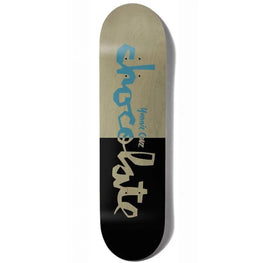 Chocolate Yonnie Cruz Original Chunk 8 Inch Skateboard Deck