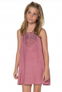 O'Neill Allie Youth Girls Lilac Purple Coverup