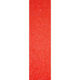 Ebony Perforated Red Skateboard Grip Tape