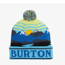 Burton Echo Lake Blue Youth Beanie