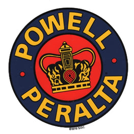 "Powell Peralta Supreme 3.5"" Sticker"