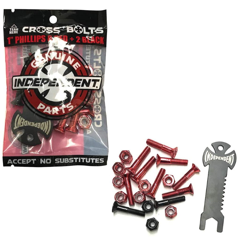 Independent Cross Bolts 1