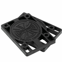 "Independent 1/4"" 2 Pack Skateboard Risers"