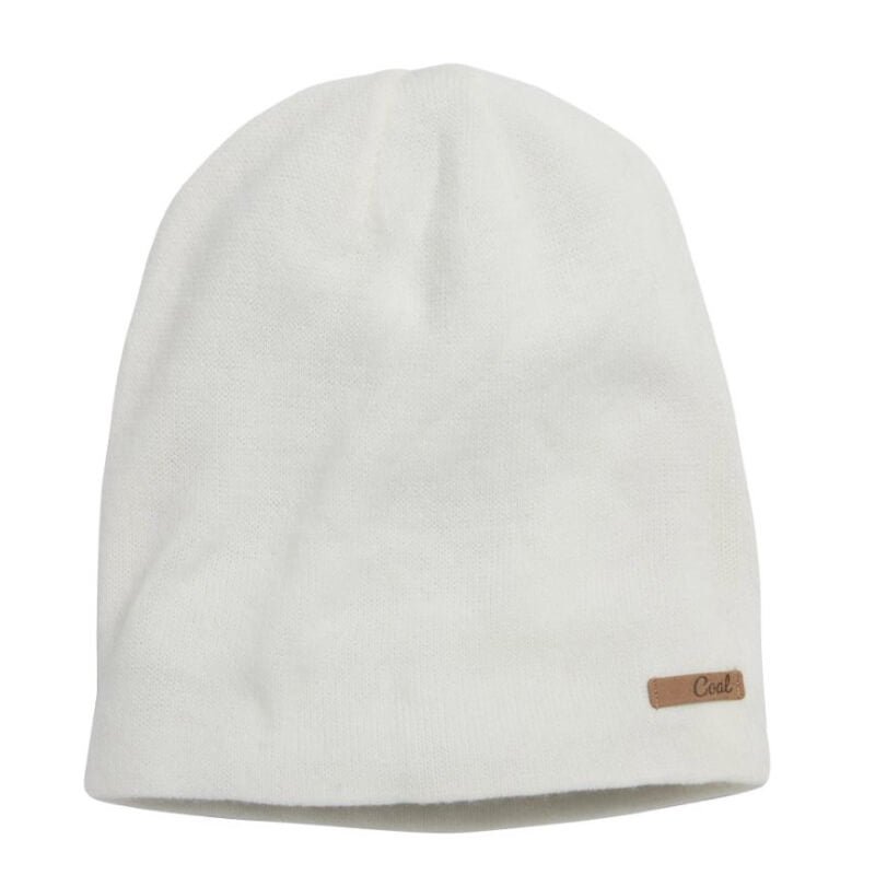 Coal Julietta White Womens Beanie