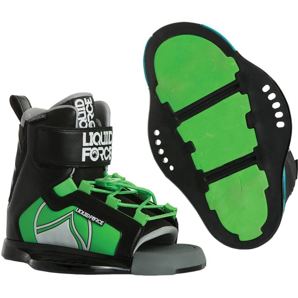 Liquid Force Rant Kids Wakeboard Binding
