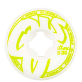 OJ Hardline Concentrate 53mm 101a Skateboard Wheels