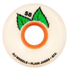 OJ Plain Jane Keyframe 58mm 87a Skateboard Wheels