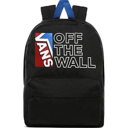Vans Old Skool Black Victoria Blue Backpack