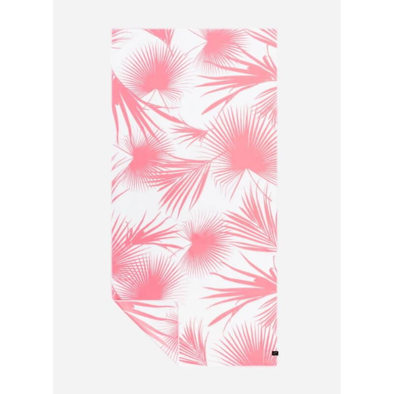Slowtide Pink Aloha Collection Quick Dry Towel