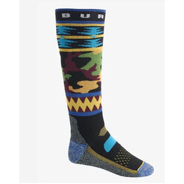 Burton Performance Midweight Mens Mashup Sock