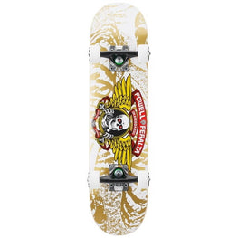 Powell Peralta Winged Ripper 7 Inch Complete Skateboard