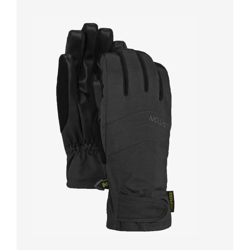 Burton Womens Black Prospect Glove