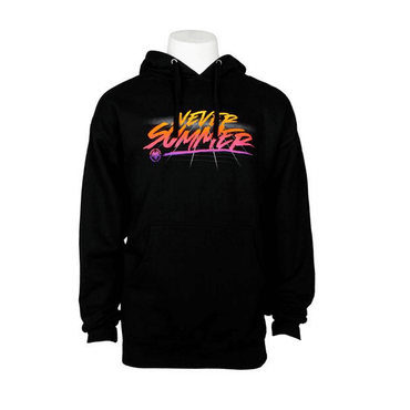 never summer black sweatshirt