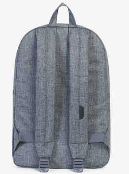 Herschel Heritage Raven Crosshatch/Black Backpack