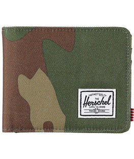 Herschel Supply Co. Roy Woodland Camo Wallet