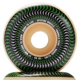 Spitfire Radial Slims Venomous F4 51mm 101d Skateboard Wheel