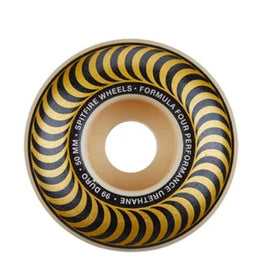 Spitfire Classics F4 50mm White Bronze Skateboard Wheel