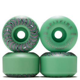 Spitfire Pro Classics F4 Lance 54mm Green Skateboard Wheel