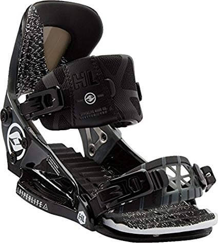 Hyperlite The System Pro Wakeboard Binding