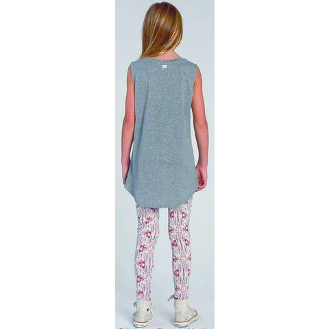 Billlabong Flipside Youth Girls Multicolored Leggings