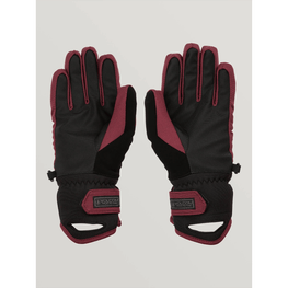 Volcom Tonic Womens Scarlet Snowboard Gloves
