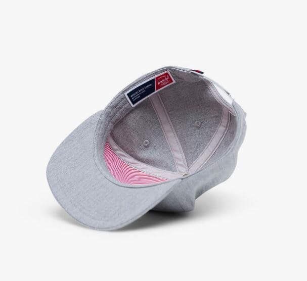 Herschel Whalers Heather Gray Hat