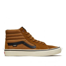 Vans Brown Suede High Top