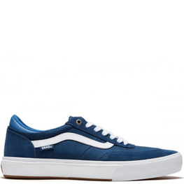 Vans Gilbert Crocket Pro 2 Blue & White Skateboard Shoes