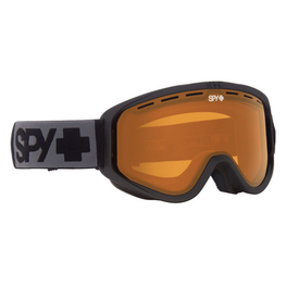 Spy Woot Matte Black Snow Goggles