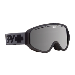 Spy Woot Matte Black Spectra Snow Goggles