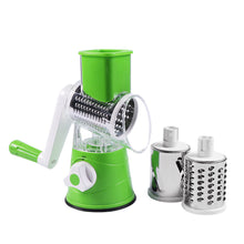 Load image into Gallery viewer, Manual Multifunctional Vegetable Cutter & Slicer
