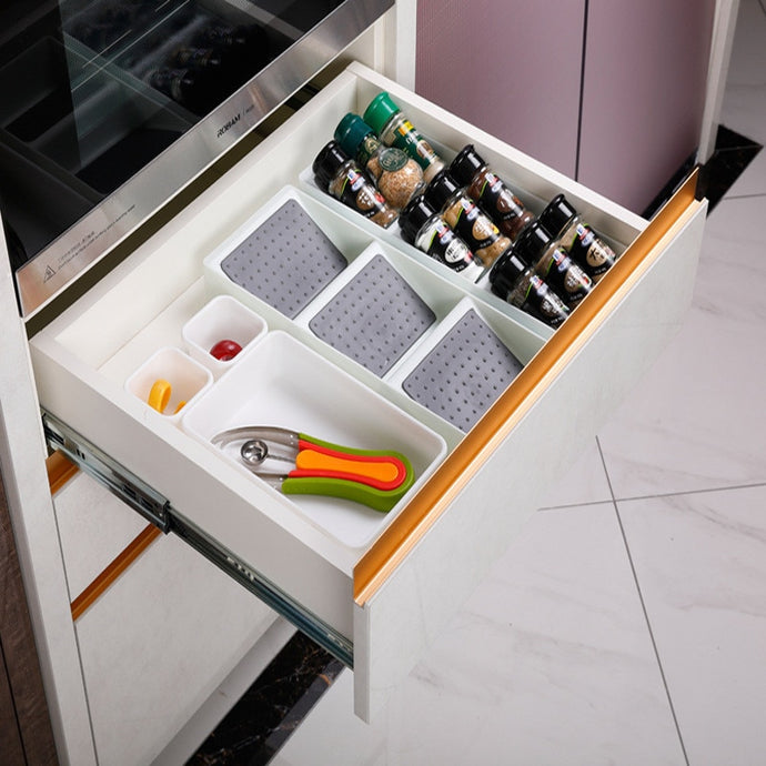 Spice Rack Drawer Organizer