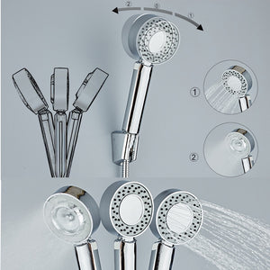 Double-sided Shower Head